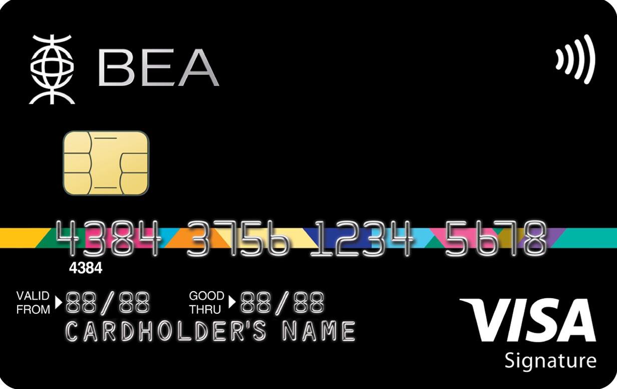 BEA Visa